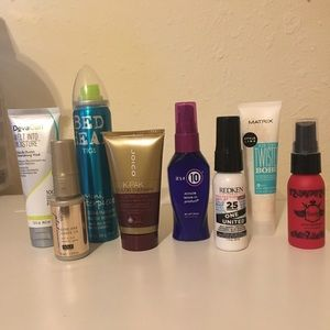 Other - Set of 8 hair product minis